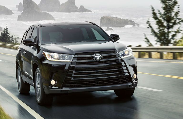 good deals on the 2017 toyota highlander in saint albans vt