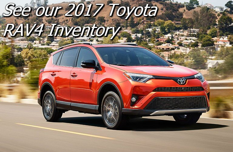 where can i find a deal on the new 2017 toyota rav4 near saint albans vt?