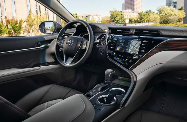 test drive a new 2018 toyota camry in saint albans