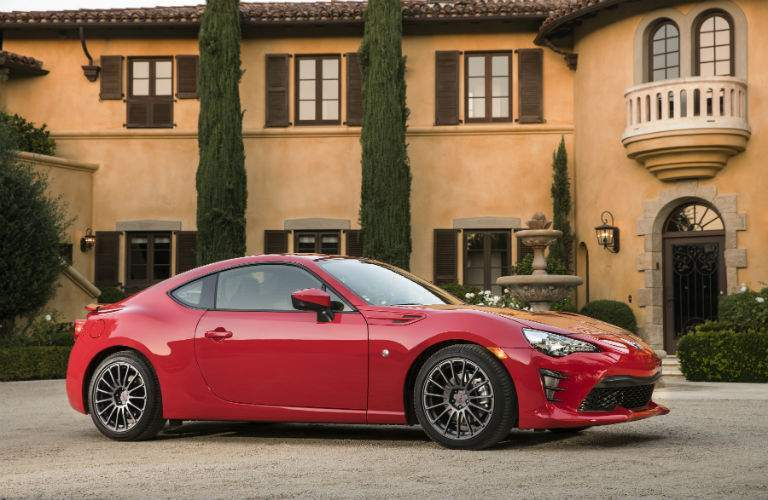 Drivers will love the handling characteristics of the 2018 Toyota 86