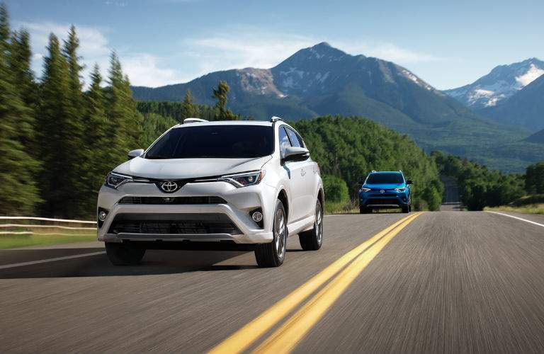 The 2018 Toyota RAV4 remains one of the strongest models in its class in several areas