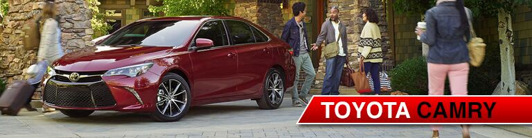 new toyota camry at heritage toyota