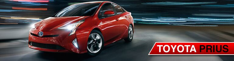 new toyota prius at heritage toyota