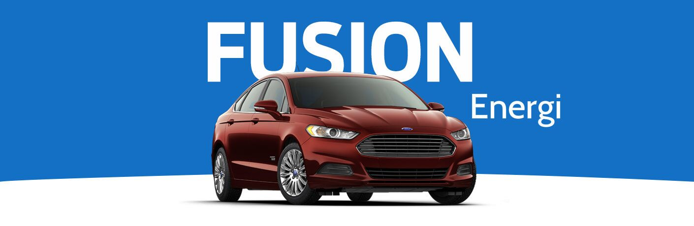 2016 ford fusion energi exterior red