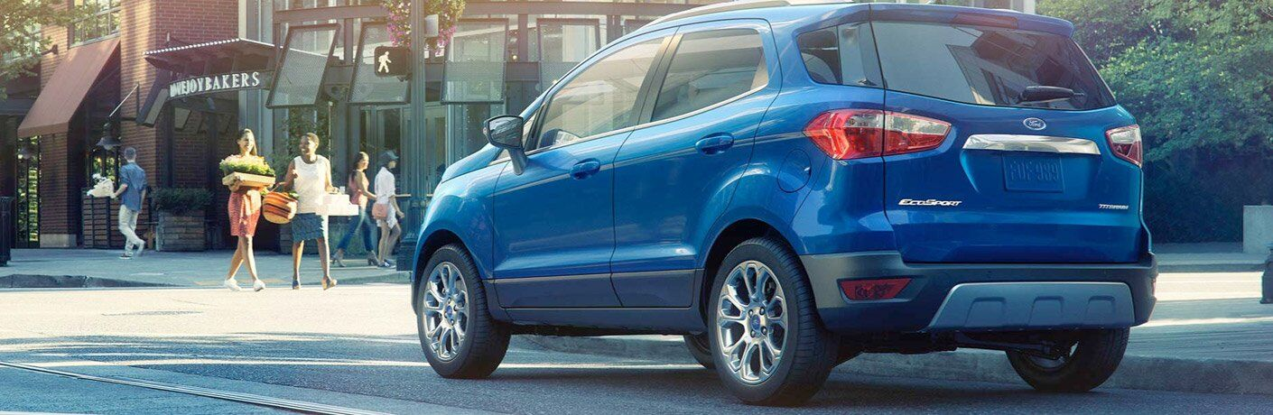 pre-order the 2018 ford ecosport in burlington vt