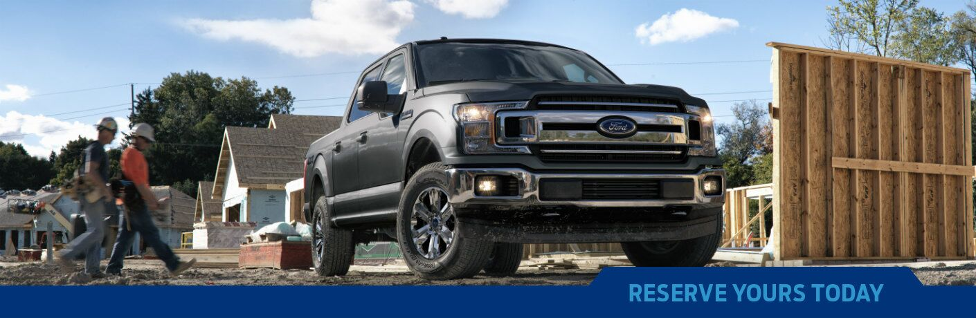 Reserve the 2018 Ford F-150 Burlington VT