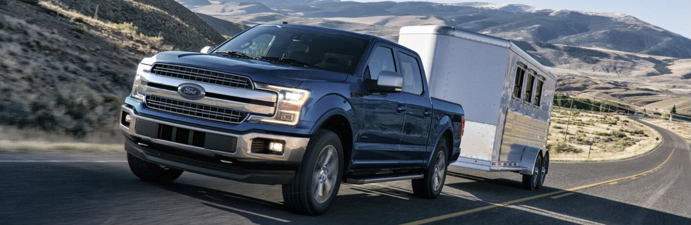 place an order for the 2018 ford f-150 in burlington vt