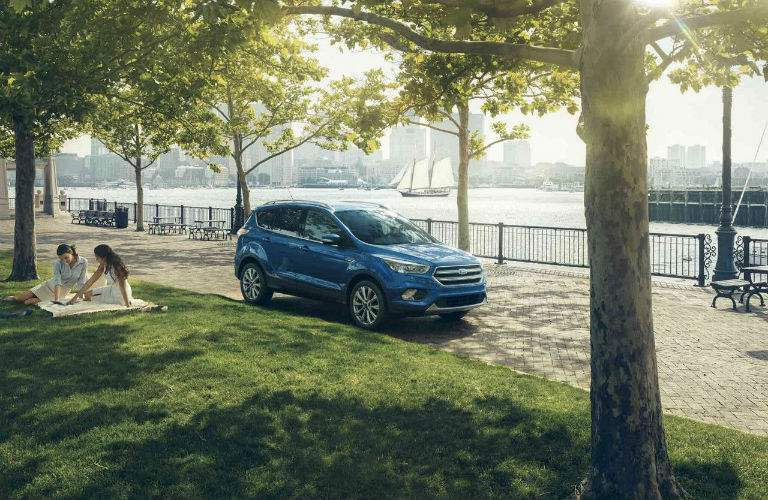 The 2018 Ford Escape allows people to live life on their own terms