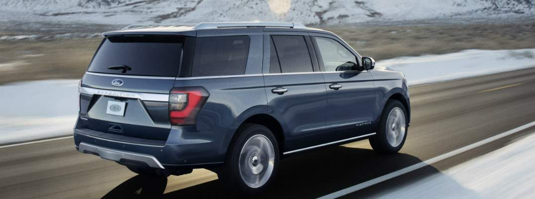 How is the 2018 Ford Expedition different from the 2017 model?