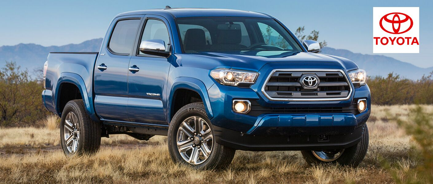 The 2016 Toyota Tacoma Randolph VT is an exciting new release because it has been 10 years since a refresh.