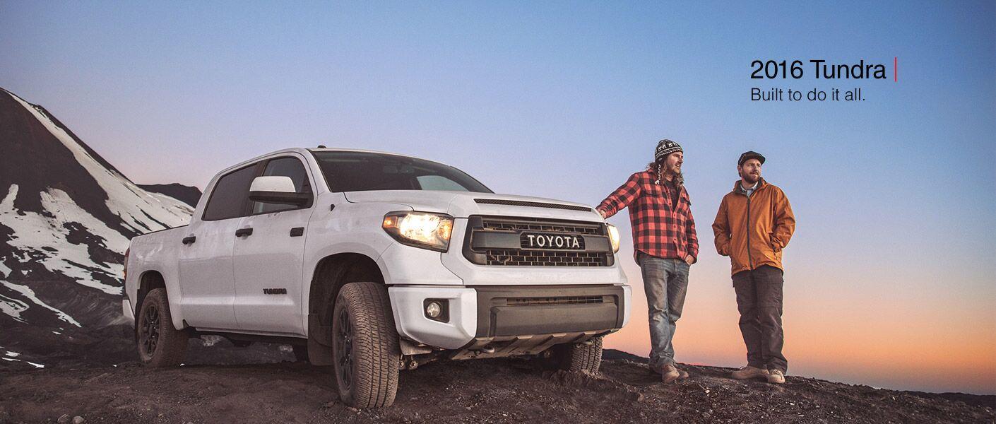 2016 Toyota Tundra Randolph VT