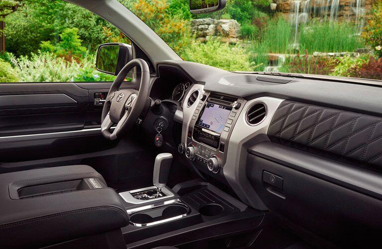 2017 Toyota Tundra Platinum Luxury Interior