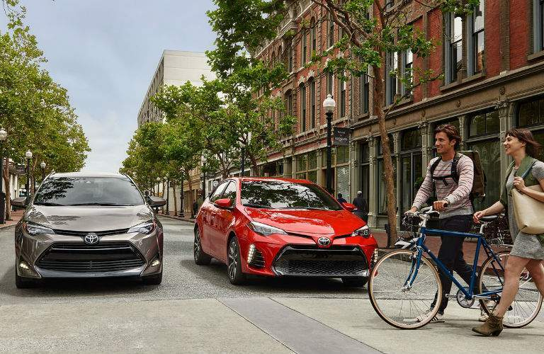 2018 Toyota Corolla L has a long list of standard equipment for a base trimmed compact sedan