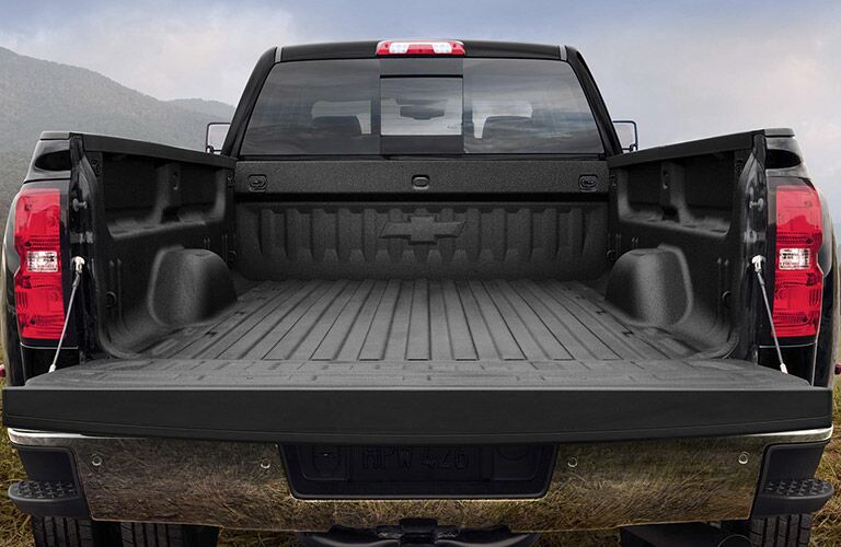 2016 SIlverado 3500HD bed liner options