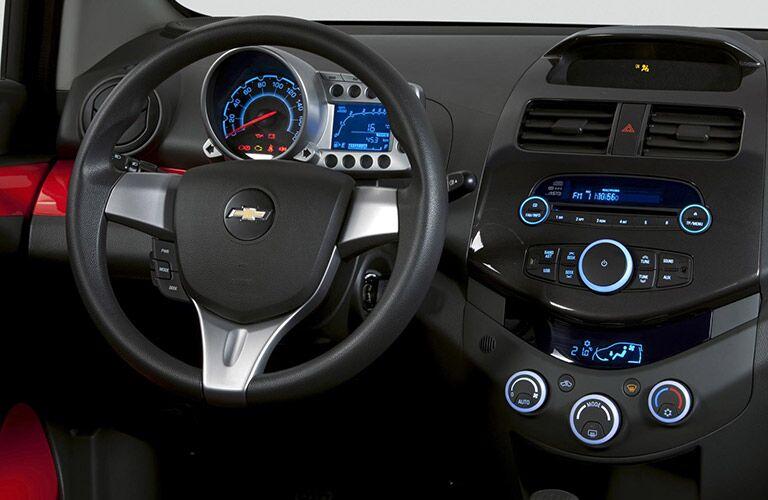 2016 Chevy Spark Apple CarPlay