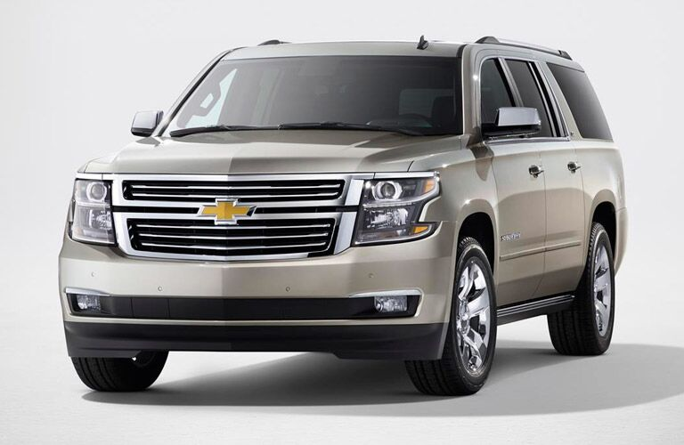 2016 Chevy Suburban color options