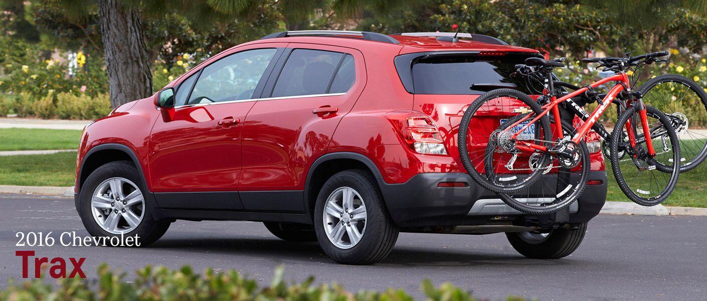 2016 Chevy Trax Parks Chevrolet Wichita, KS