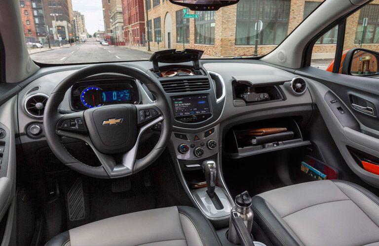 2016 Chevy Trax Chevy MyLink Parks Chevrolet Wichita, KS