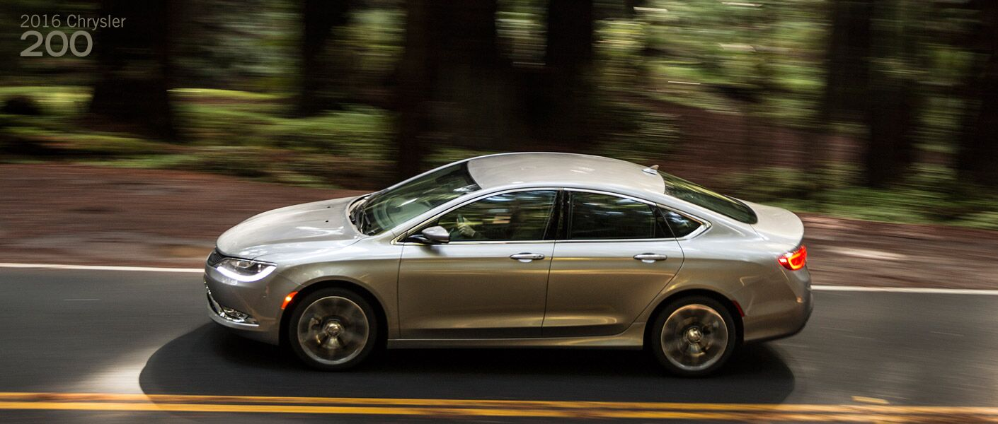 2016 Chrysler 200 Parks Motors wichita augusta ks