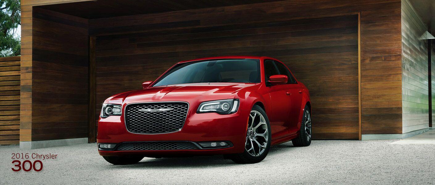 2016 Chrysler 300 Features Parks Motors