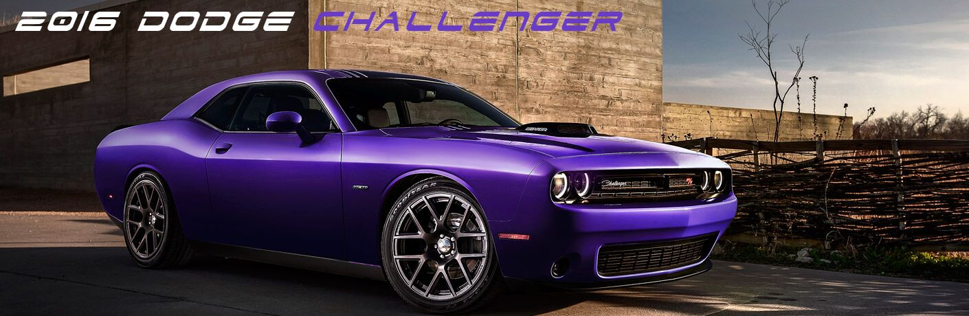 2016 Dodge Challenger Hellcat engine Parks Motors