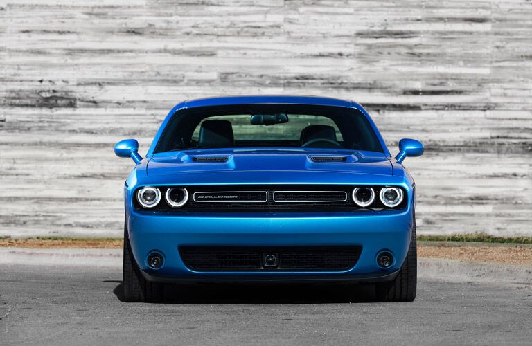 2016 Challenger color options