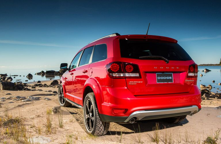 2016 Dodge Journey with AWD
