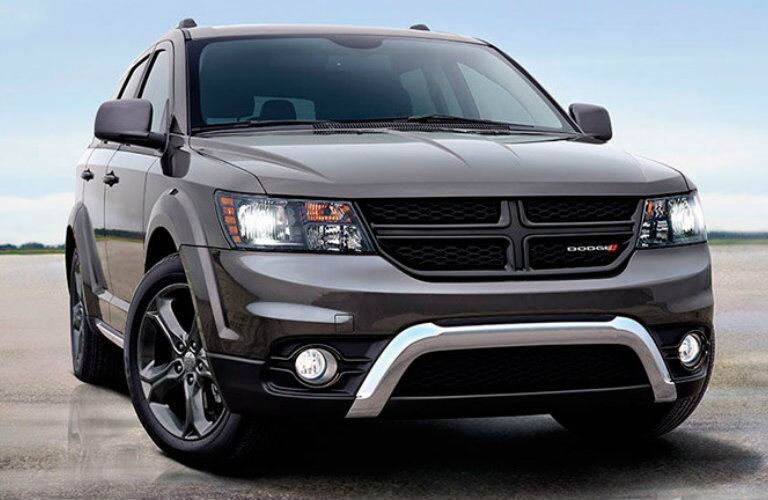 2016 Dodge JOurney towing capacity