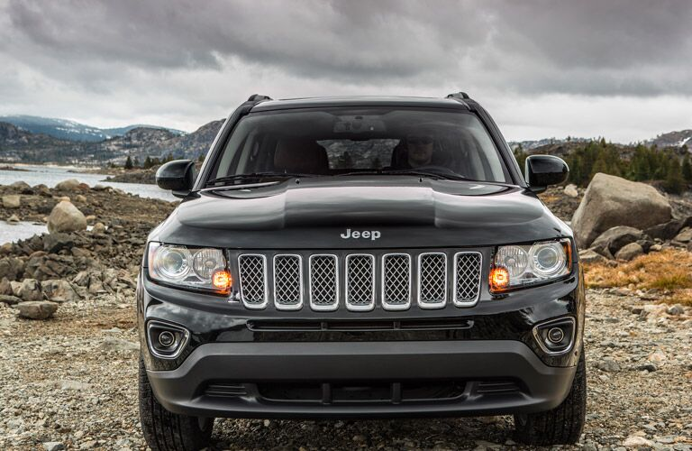 2016 Jeep Compass towing capacity Parks Motors