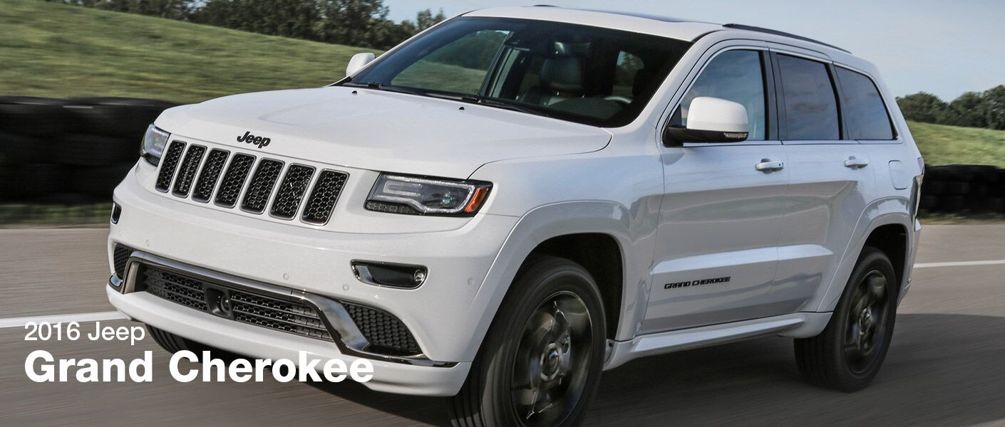 2016 Jeep Grand Cherokee Parks Motors Wichita, KS