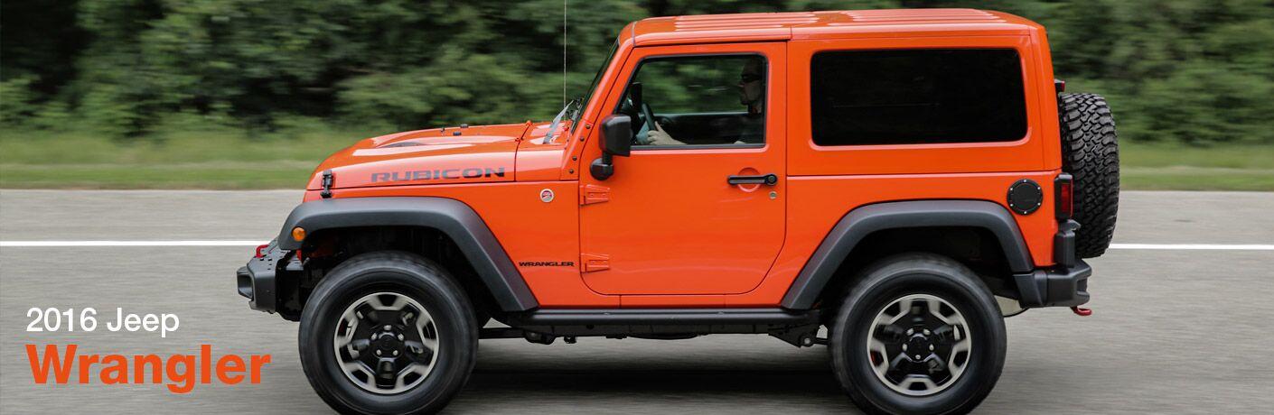 2016 Jeep Wrangler Parks Motors Wichita KS
