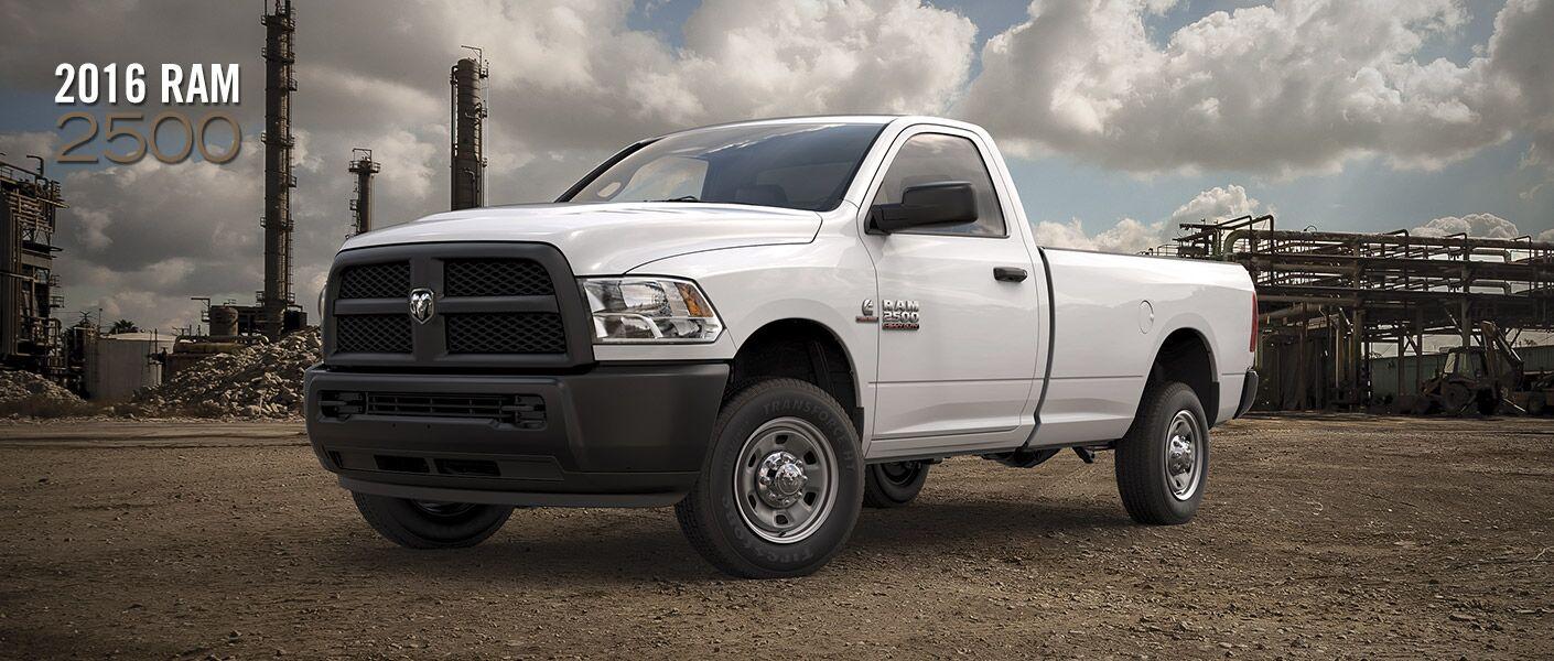 2016 Ram 2500 Parks Motors Wichita KS