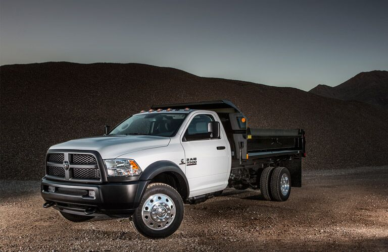 2016 Ram Chassis Cab model features Parks Motors
