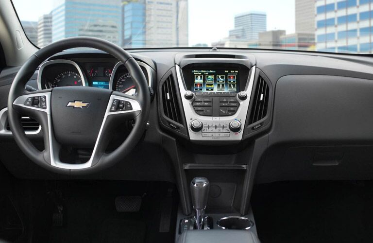 2016 Chevy Equinox technology Wichita Augusta KS