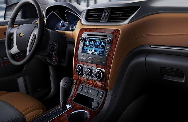 2016 Chevy Mylink  Chevy Traverse