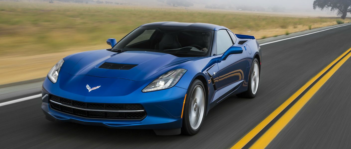 2016 Chevy Corvette Stingray Parks Chevrolet