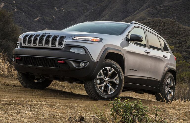 2016 Jeep Grand Cherokee selec-terrain traction control