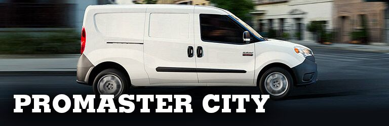 2016 Ram ProMaster City Parks Motors