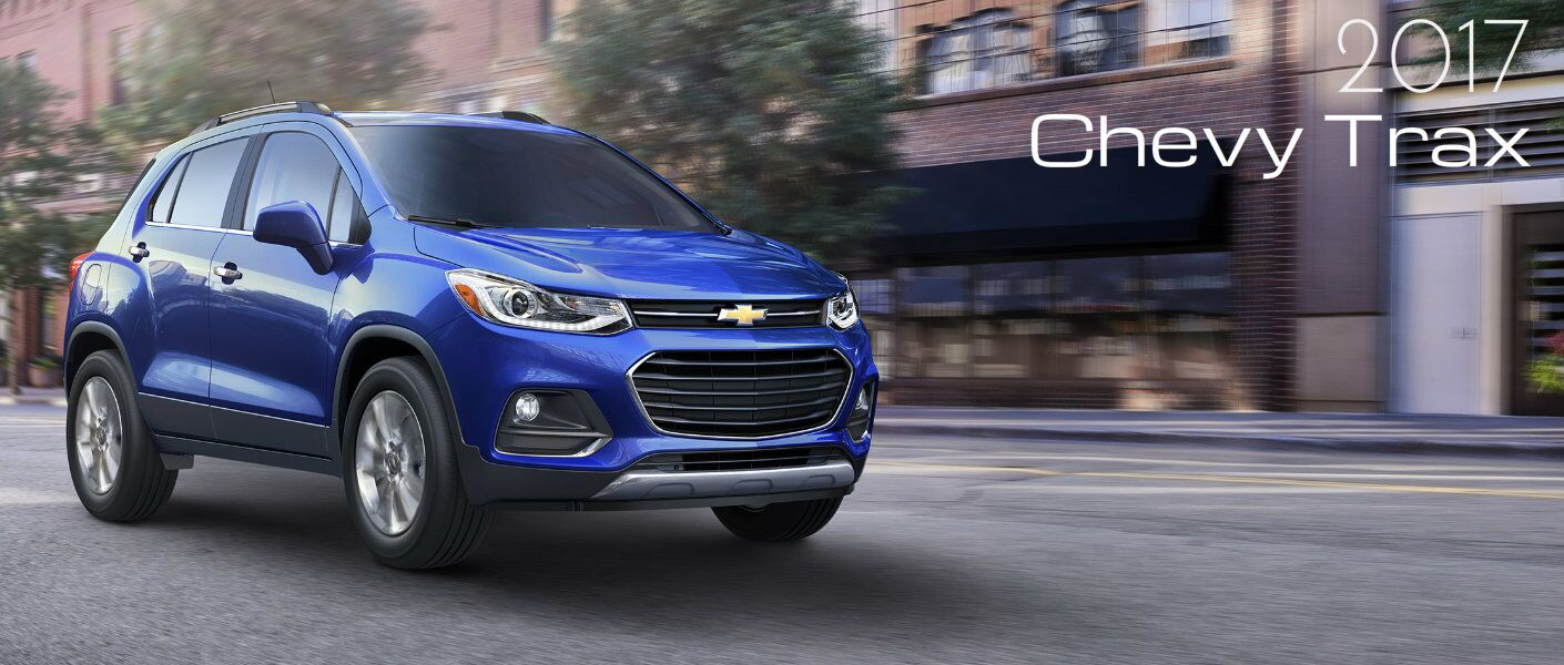 2017 Chevy Trax Parks Chevrolet
