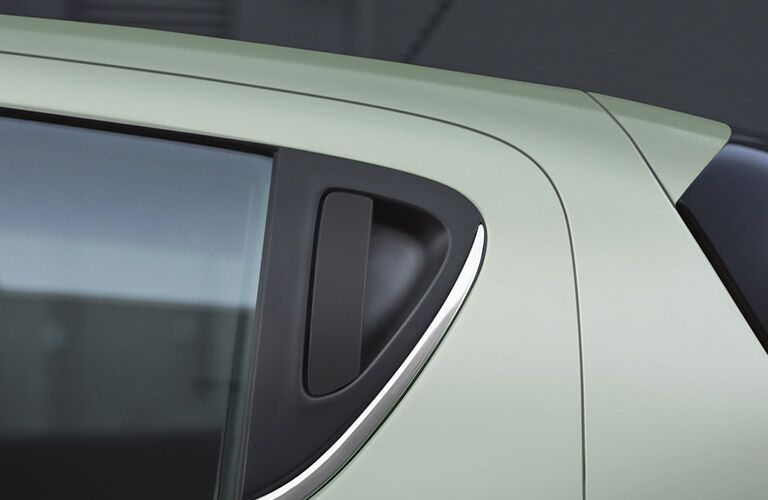 2017 Chevy Spark door handle design how to use