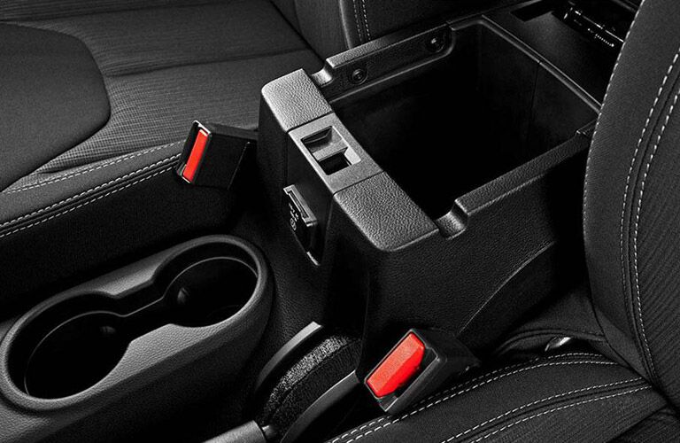 cup holders in the 2017 jeep wrangler unlimited