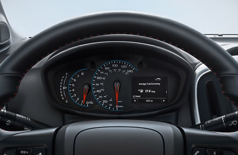 2017 chevy sonic instrument cluster