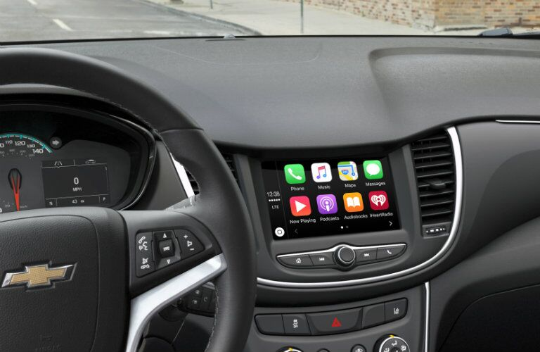 2017 Chevy Trax apple Carplay