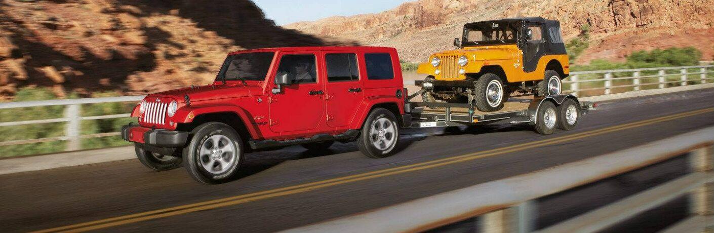 2017 Jeep Wrangler Unlimited wichita ks