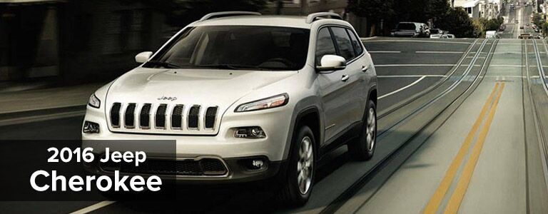 2016 Jeep Cherokee Wichita, KS