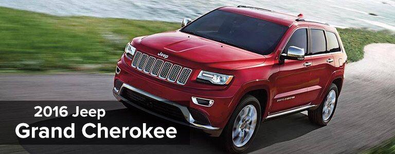 2016 Jeep grand Cherokee Parks Motors