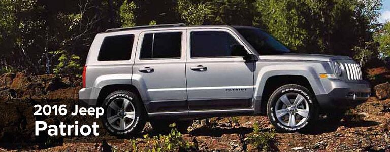 2016 Jeep Patriot wichita KS