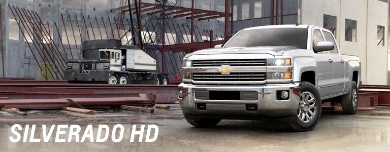 2016 Chevy Silverado 2500HD Wichita KS