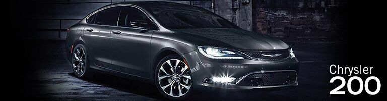 2016 Chrysler 200 Wichita KS
