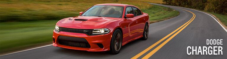 2016 Dodge Charger Parks Motors